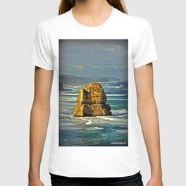 Lone limestone Rock T-shirt