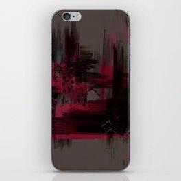 """Abstract Porstroke"" iPhone Skin"