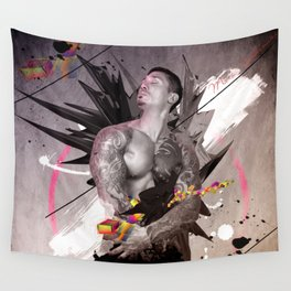 Adam  Wall Tapestry