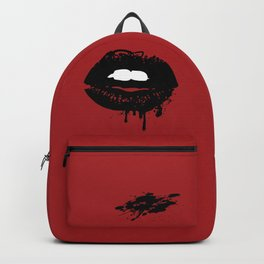 Fruit Punch Mouth Backpack