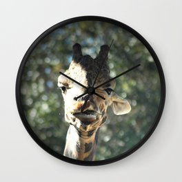 Munching Wall Clock