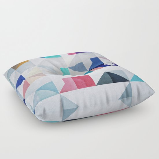 Whyyt2 Floor Pillow
