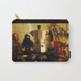 ESPRESSO I - animated thirst Carry-All Pouch