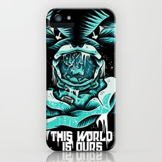 This World is ours iPhone (5, 5s) Slim Case