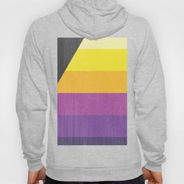 And Now The Weather - Retro Lines Hoody