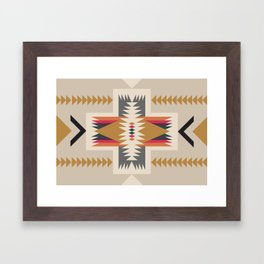 goldenflower Framed Art Print