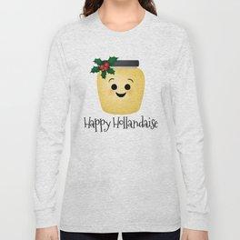 Happy Hollandaise Long Sleeve T-shirt