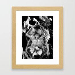 Pleasure Garden Framed Art Print