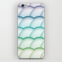 Rainbow Collection iPhone Skin