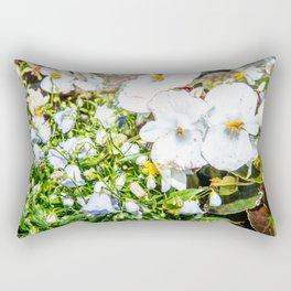 Symbol of Perfection Rectangular Pillow