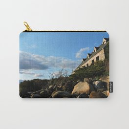 Old Stone Church Shoreline Carry-All Pouch