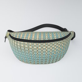 Temporal Lattice Fanny Pack