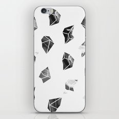 Marble Fragments iPhone & iPod Skin