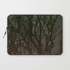 Ombre branches Laptop Sleeve