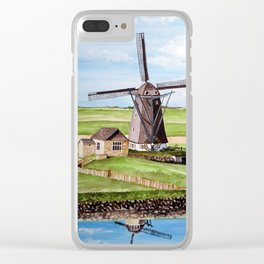 Texel Island, Holland Clear iPhone Case