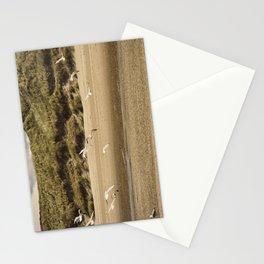 Près de la dune Stationery Cards