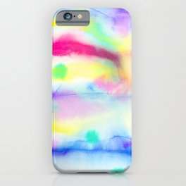Fete (Origin) iPhone Case