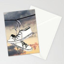 Shoe string Stationery Cards