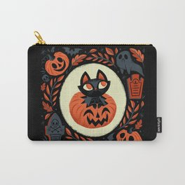Happy Halloween Carry-All Pouch