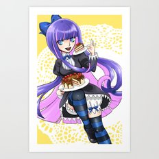 Stocking Art Print