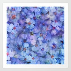 Spring is in the Air 5 Art Print