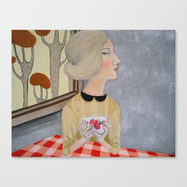 * SO LONELY * Canvas Print