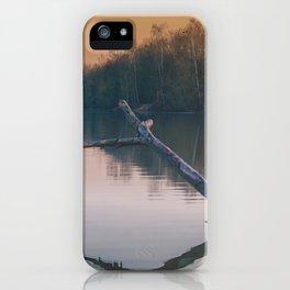 Pure nature iPhone Case