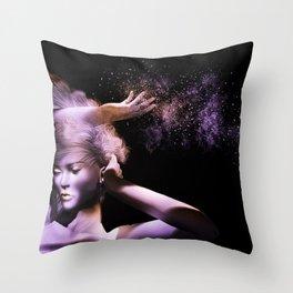 Scatter II Throw Pillow