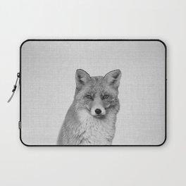 Fox - Black & White Laptop Sleeve