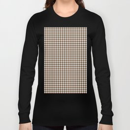 Stewart Tartan Long Sleeve T-shirt