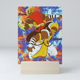 12  Mini Art Print