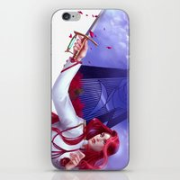 utena iPhone & iPod Skins featuring Duelist by franzkatter