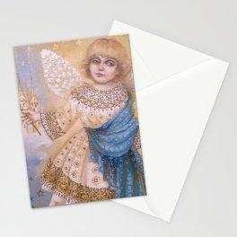 Star angel Stationery Cards