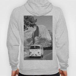 Yosemite Vanlife (Black & White) Series Hoody