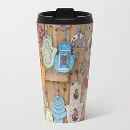 Hamsa lucky charms Travel Mug