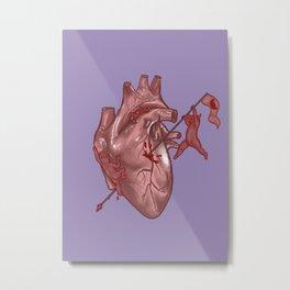 Pandemonium of the Heart Metal Print
