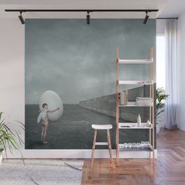 THE WALL Wall Mural