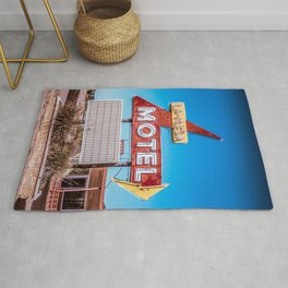 La-Mesa Motel Rug