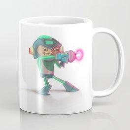 Mega Man Tribute Coffee Mug