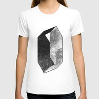 mineral T-shirts featuring Moon Mineral by Mood/Wood