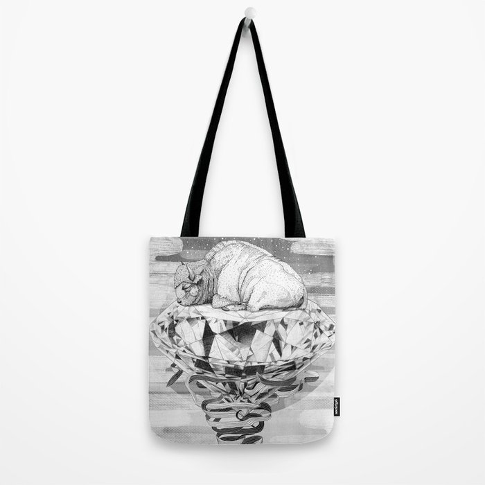 Young Treasure Tote Bag