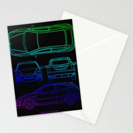 Focus RS MKI Stationery Cards