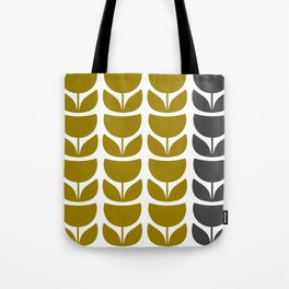 Retro Tulipa 1 Tote Bag
