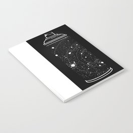 Space Can Notebook