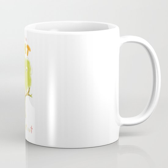 When in doubt, Hug it out Mug