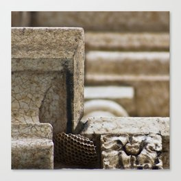 The Great Architects Canvas Print