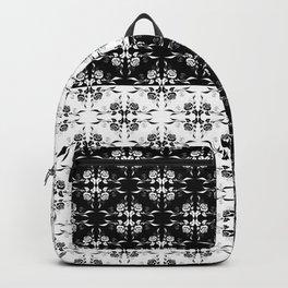 Floral background Backpack