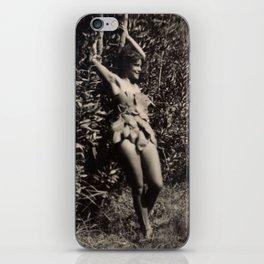 Garden Fairy iPhone Skin