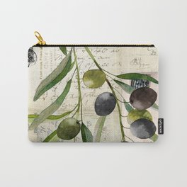 Olivia I Carry-All Pouch