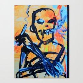 zombieart Canvas Print